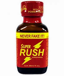 SUPER RUSH 30 ml (1,500 Baht)