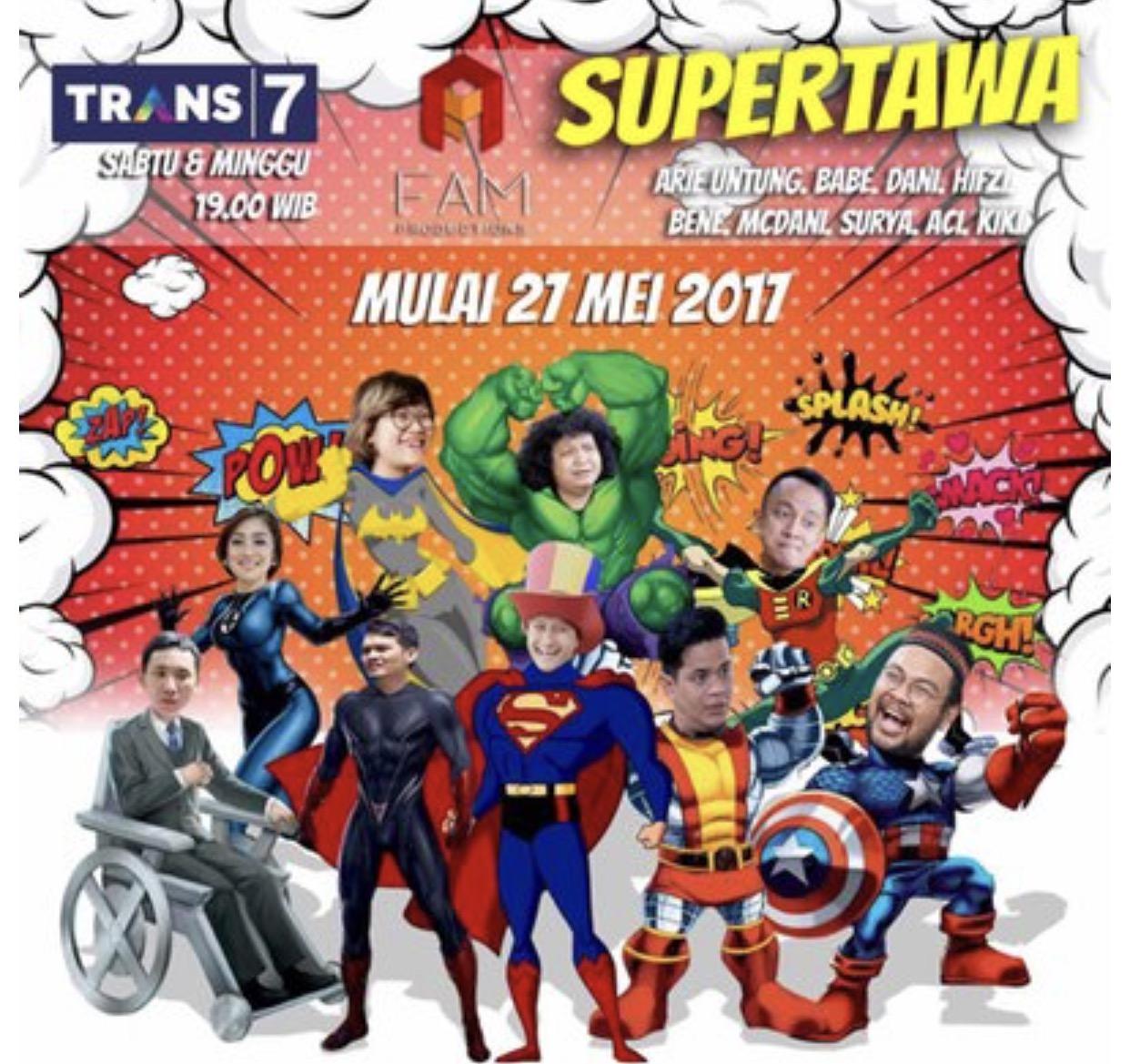 Super tawa