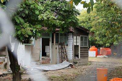 台南州立農事試験改良場宿舎群
