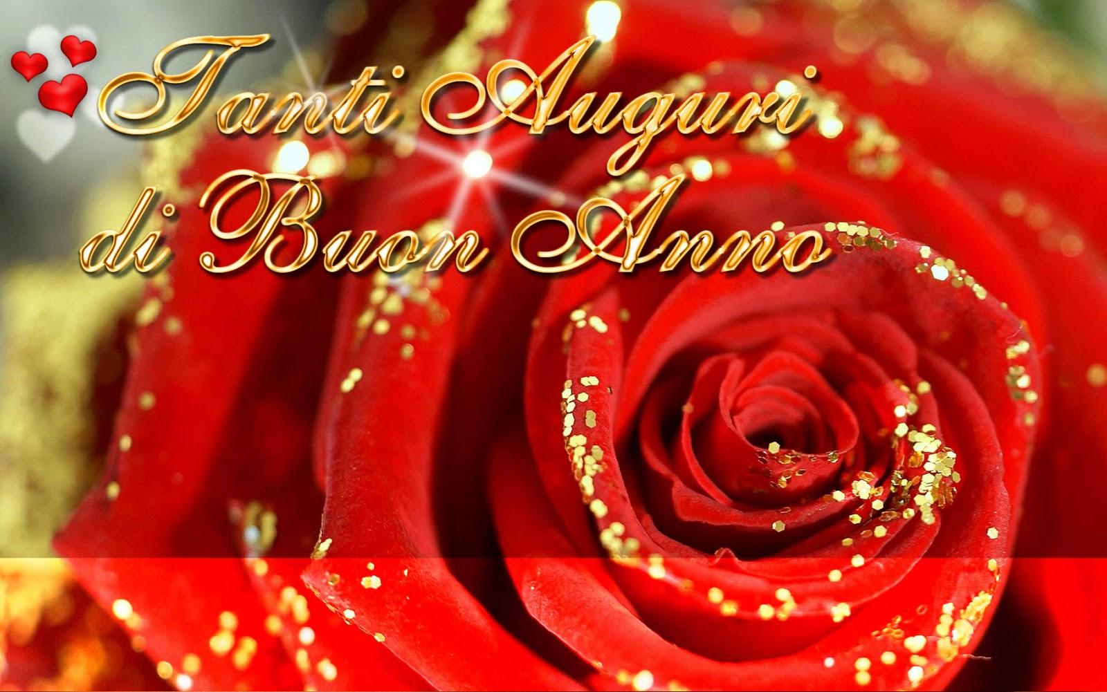 auguri anno nuovo amore