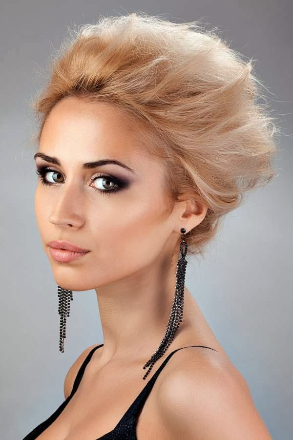 Hairstyles For Short Hair Cool : Superb Hairstyle: Short Cool Hairstyles for Round Faces