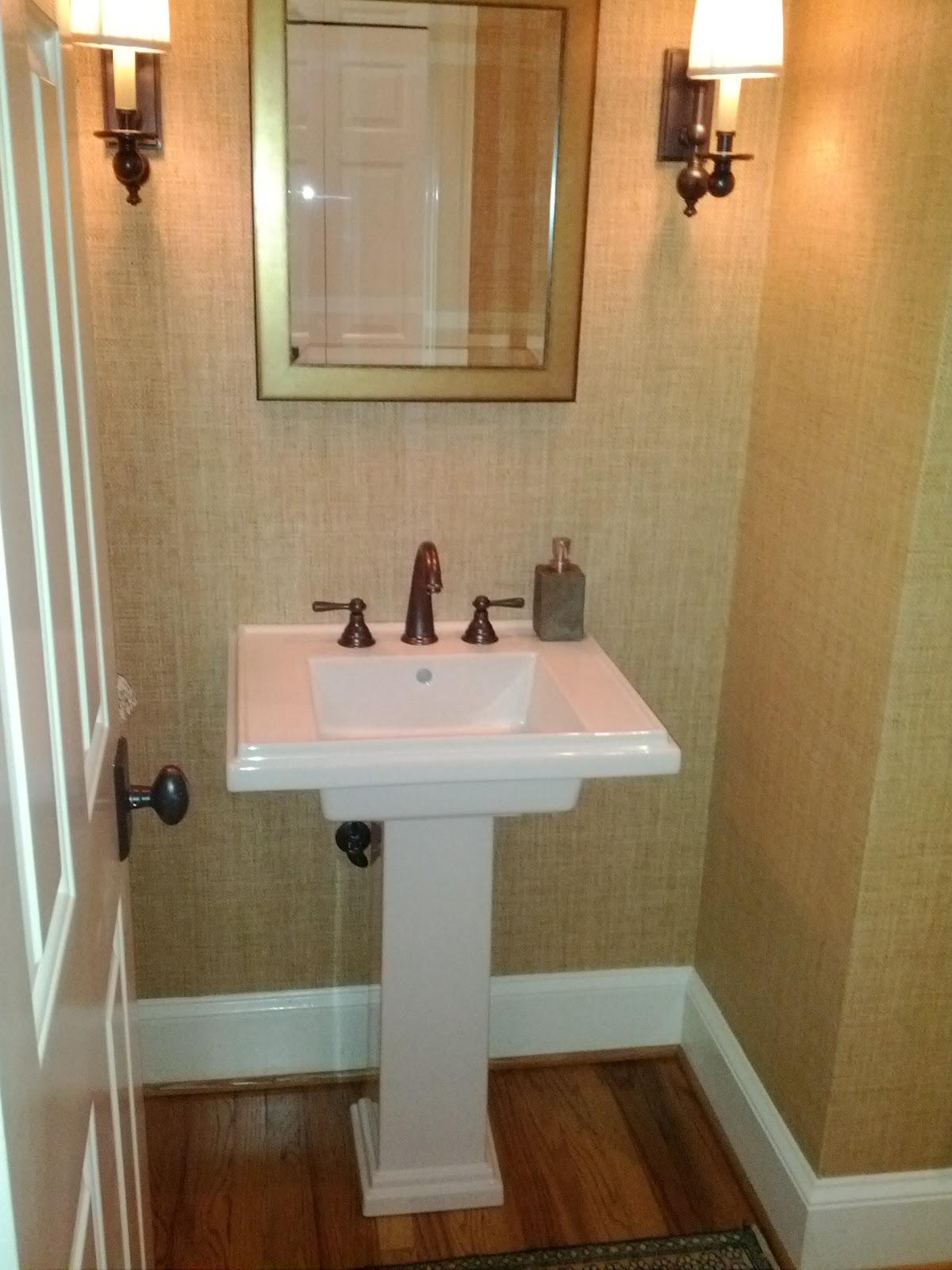 Mark sunderland on design renovation 101 for Ralph lauren bathroom ideas