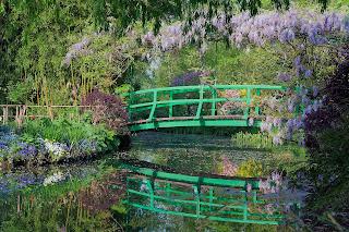 Jardín Claude Monet Francia