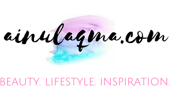 Ainul Aqma | Lifestyle Blogger & Premium Beautiful Expert