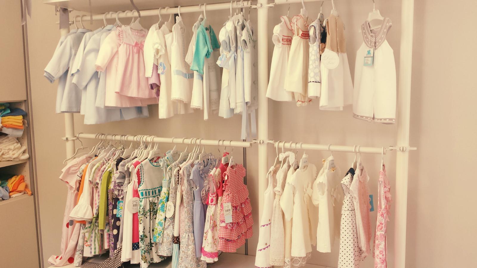 tienda moda infantil lugones