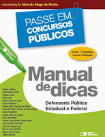Manual de Dicas Defensoria Pública