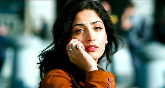 Yami Gautam At Film Total Siyapaa