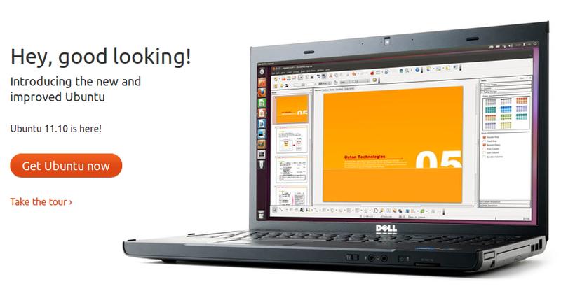 Ubuntu 11.10 Oneiric Ocelot telah dirilis