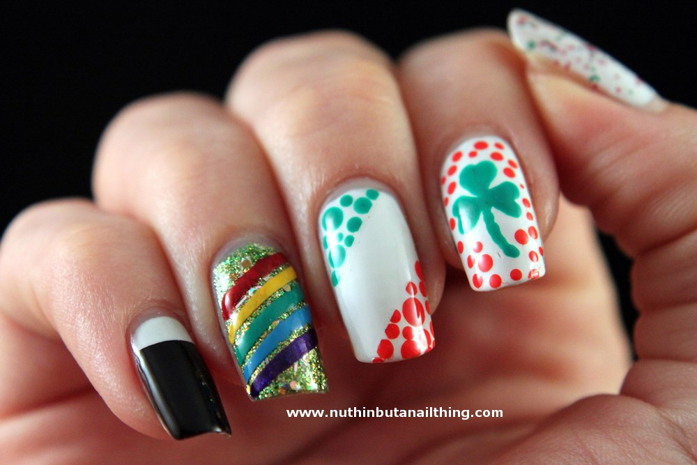 nuthin\' but a nail thing: Happy St. Patrick\'s Day!