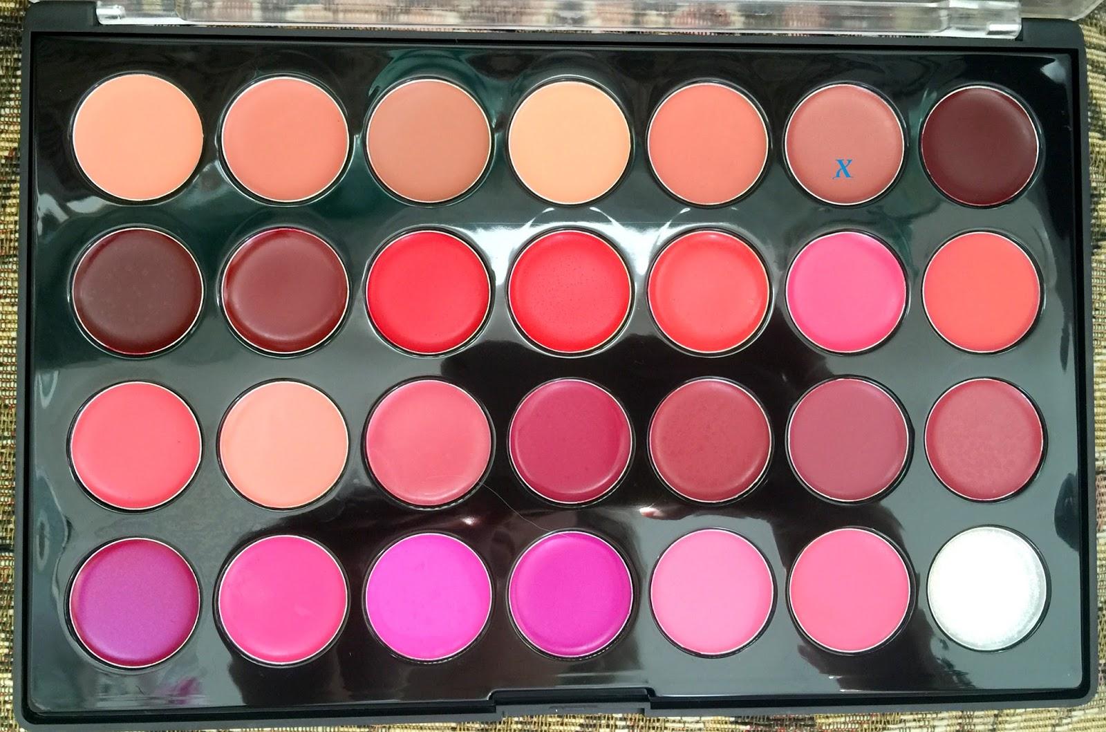 Marylou'sbeautyblog: 3 herbstfarben aus der bhcosmetics 28 color ...