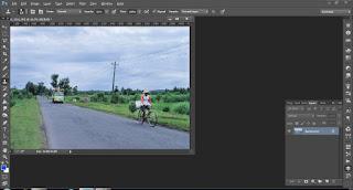 Belajar Edit Foto Pemandangan Dan Manusia Human Interest