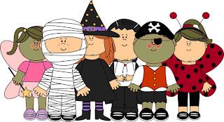 Imagenes infantiles de halloween