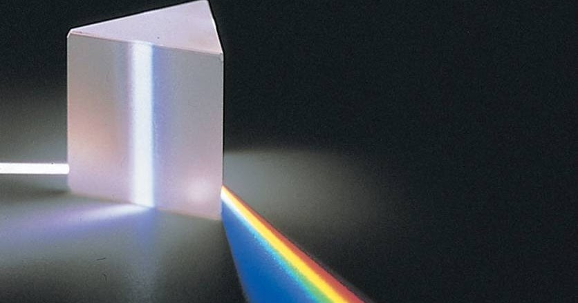 ... Portfolio: Dispersion of light through a prism and transfer of heat
