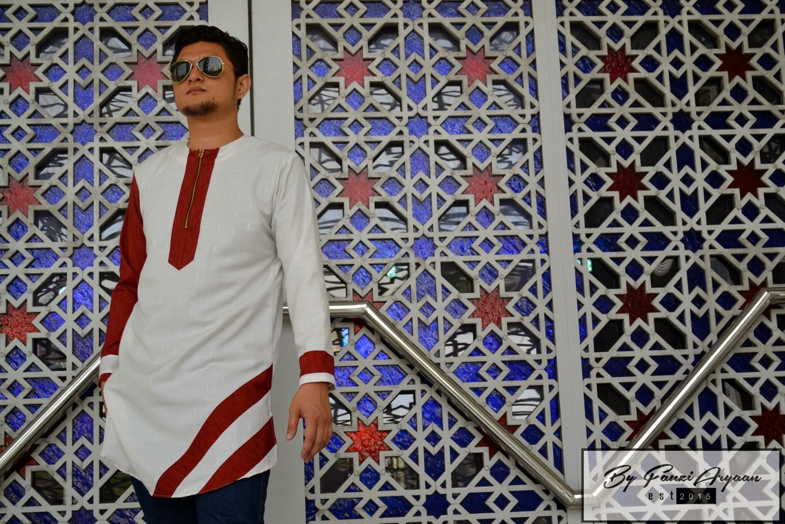 Kurta By Fauzi Aryaan