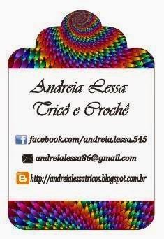 Andreia Lessa Tricô  e Crochê