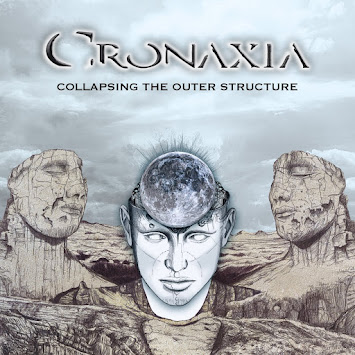 "CRONAXIA - ""COLLAPSING THE OUTER STRUCTURE"""