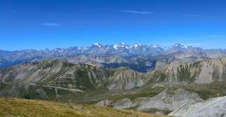 Great view of Les Ecrins