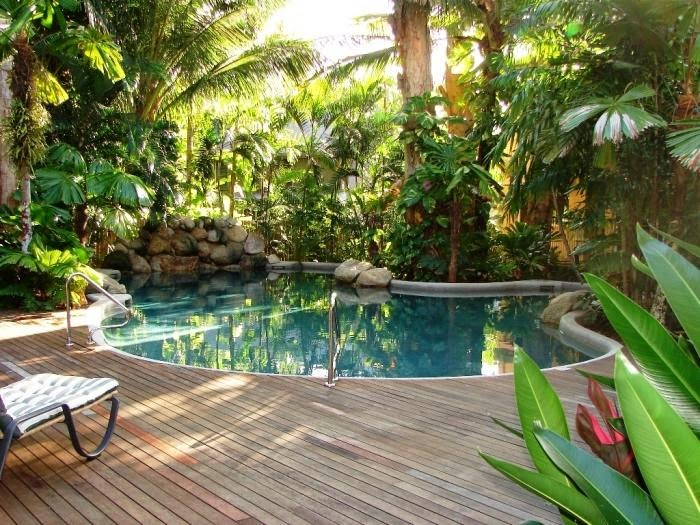 Small outdoor pool ideas