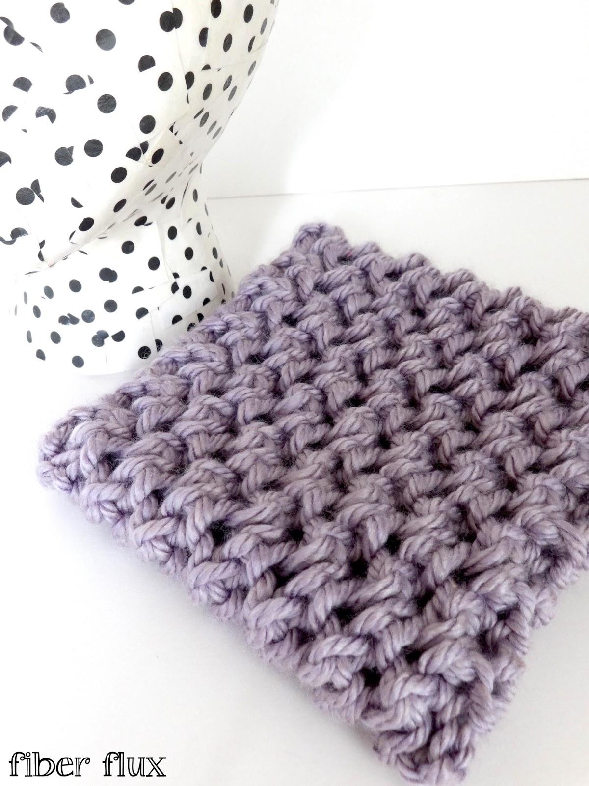 Fiber Flux: Free Knitting Pattern: Annabelle Lace Headband!