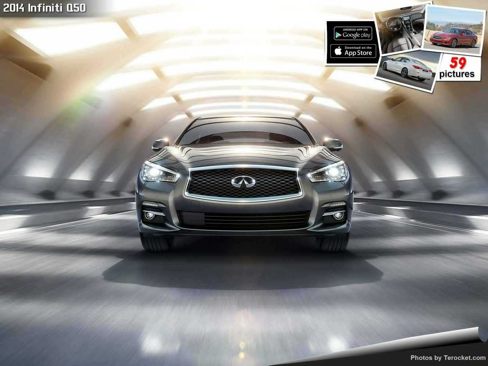 Hình ảnh xe ô tô Infiniti Q50 2014 & nội ngoại thất