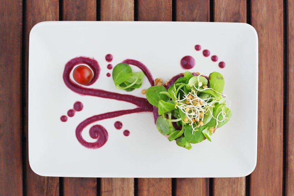 Tipos de emplatados for Decoraciones de platos de cocina