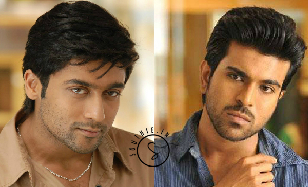 Suriya and Ram Charan would be ideal choice if the movie brothers is made in south. Suriya, Ram Charan