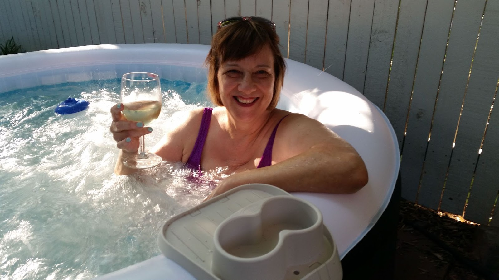 Tub You Jungle Red Writers The Laz Y Spa Goes Live