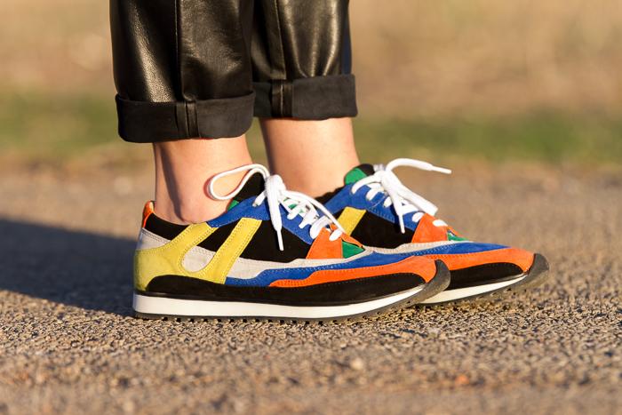 Blogger Adicta a los zapatos colección de zapatillas deportivas