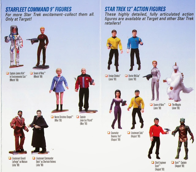 Star Trek Playmates