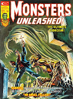Monsters Unleashed #11, Gabriel the Exorcist