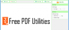 Free PDF Utilities - PDF Merger
