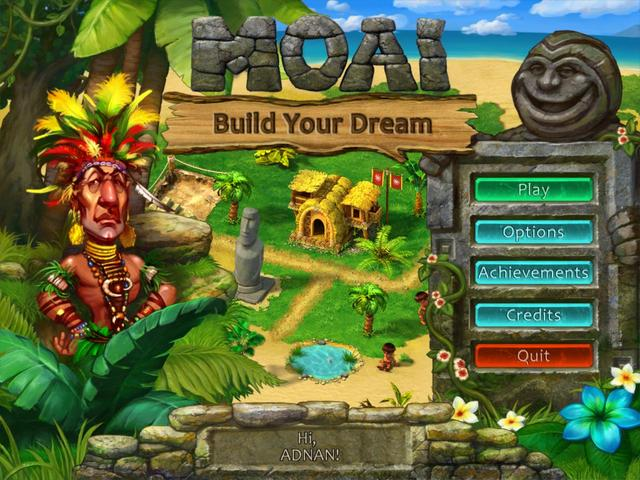 Ab official site moai build your dream beta for Big fish games manager