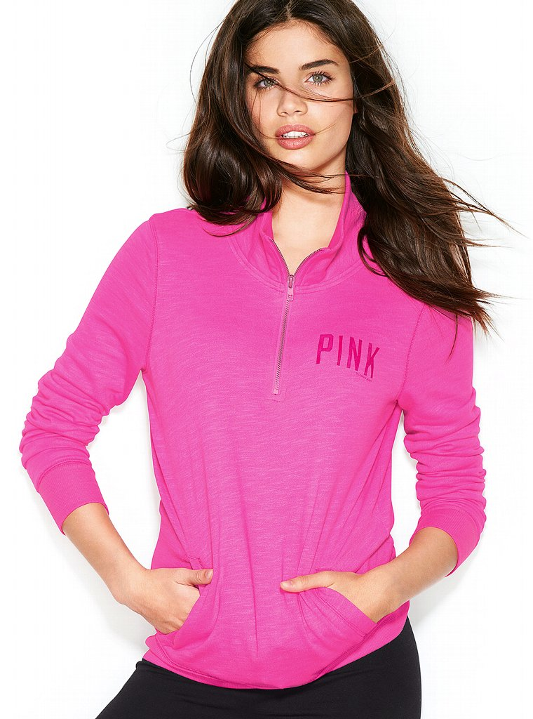 Sara Sampaio for VS Pink, November 2012