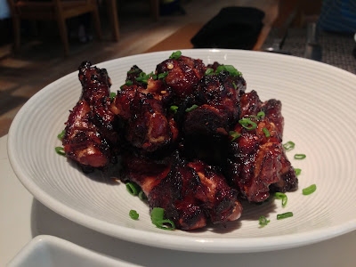Spicy Wings at Bistro, Oakwood Premier Pune