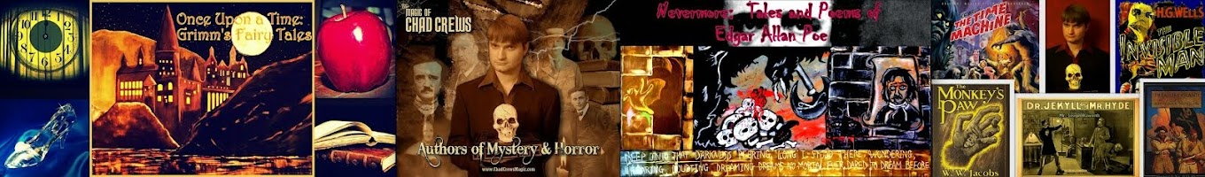 Authors of Mystery and Horror