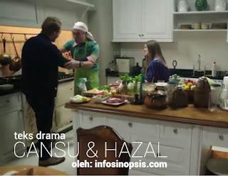 Sinopsis Cansu dan Hazal Episode 10