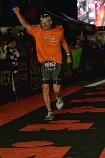 Ironman Florida - Jon Soden