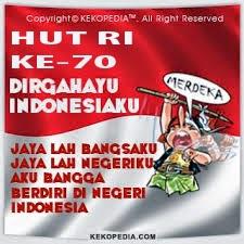DP BBM  Hari kemerdekaan RI ke 70
