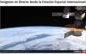 La Tierra desde el espacio en tiempo real.