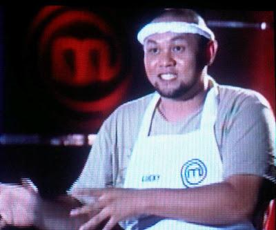lucky pemenang master chef