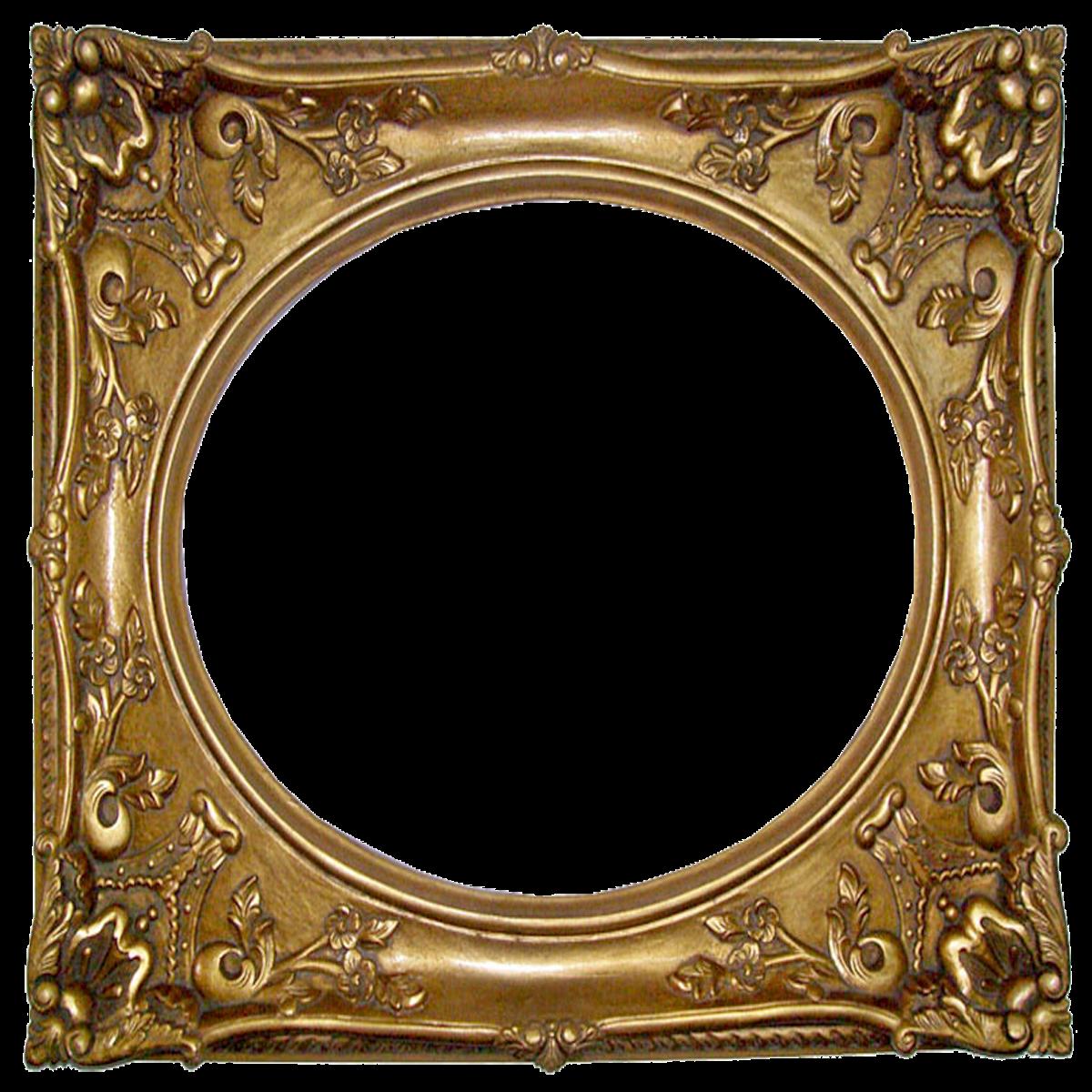 printable picture frames  Doodlecraft: Vintage Gold Gilded Frames Free Printables!