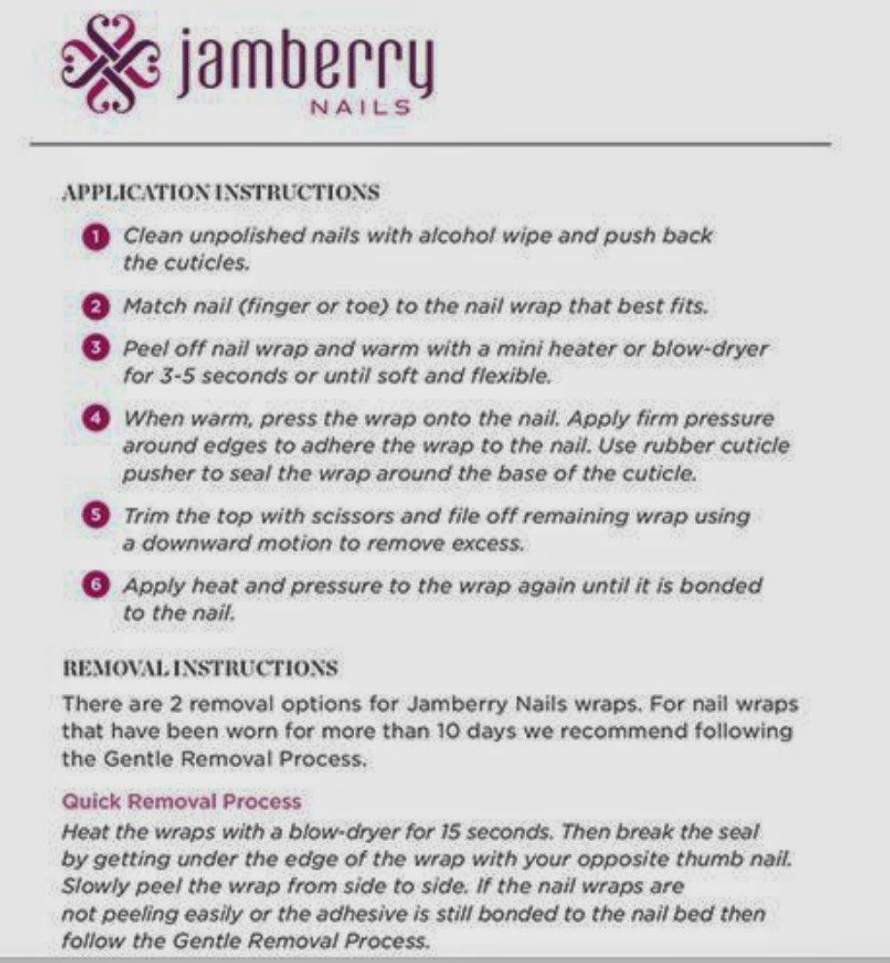 Stumbling On My Path: Jamberry Take Two