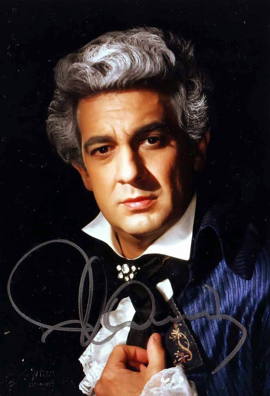 placido domingo ti