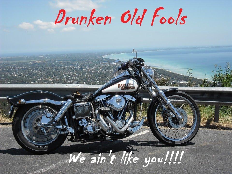 Drunken Old Fools