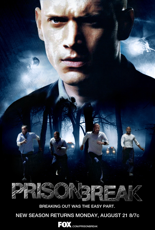 s02e18 Wash Prison Break / Skazany na śmierć PL