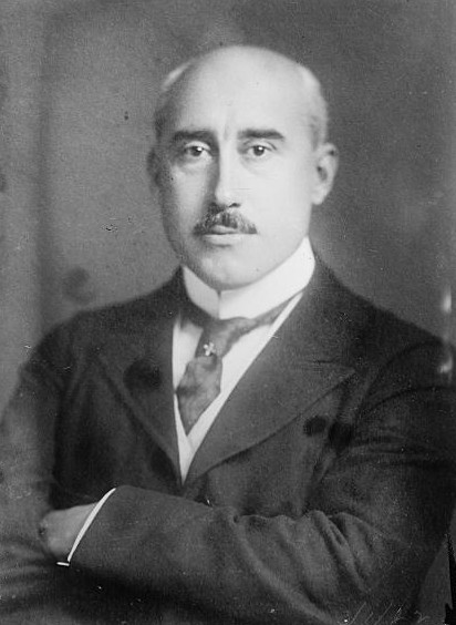 John Kendrick Bangs in 1922