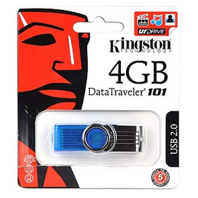 Flashdisk Kingston DT101 G2 8GB Rp 95ribu dan Flashdisk Kingston DT101 G2 4GB Rp 60ribu .