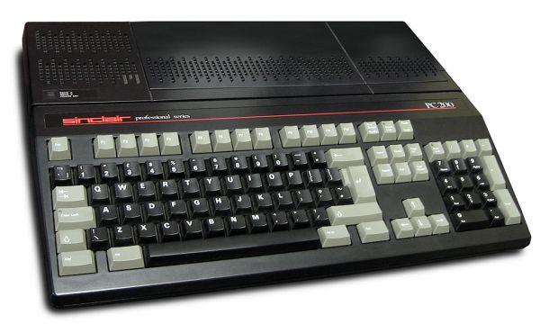 Amstrad Sinclair PC200