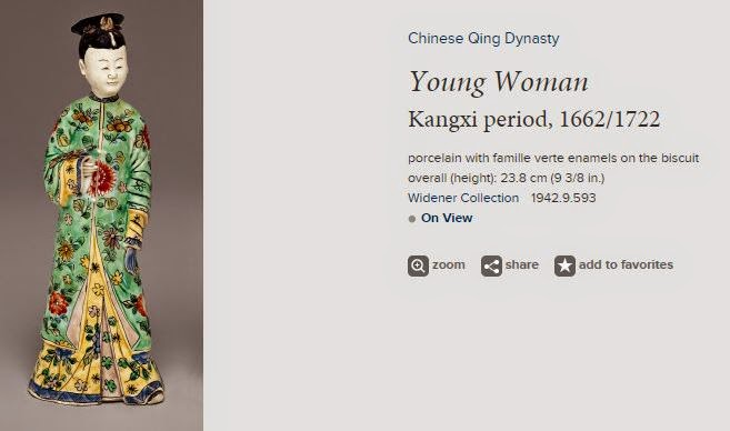 "<img src="" Kangxi Porcelain Figure of a Woman .jpg"" alt="" Famille Verte on Biscuit"">"