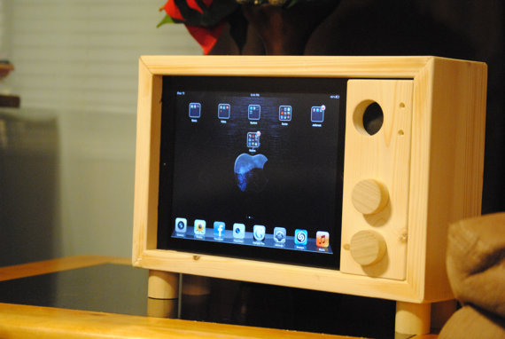 Pen Stand Designs : Creative ipad and iphone stands holders
